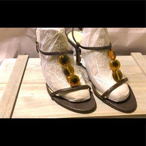 Madeline Sandal Heel 8 1/2M